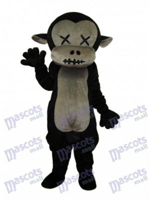 Mr.Jump Monkey Mascot Adult Costume Animal