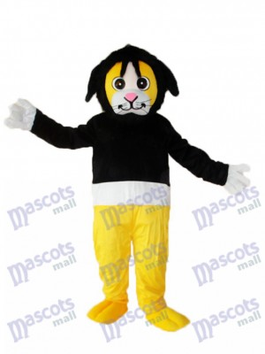 Tony Monkey in Black Sweater Adult Mascot Costume Animal
