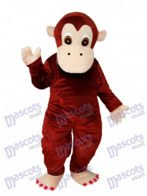Gorilla Mascot Adult Costume Animal