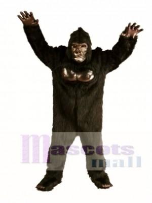 Cute Deluxe Gorilla Mascot Costume Animal