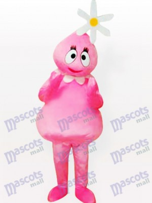Princess Flower Party Adult Mascot Costume