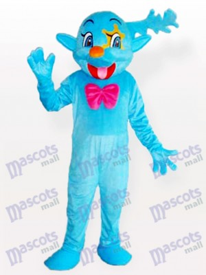Blue Fairy Adult Mascot Costume