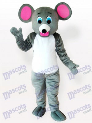 Little Grey Mice Animal Mascot Costume