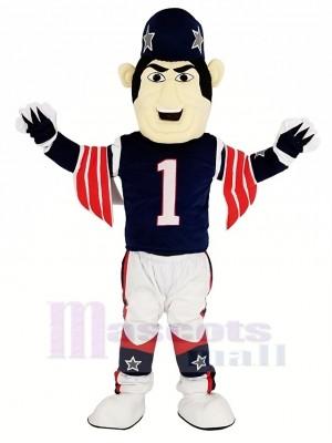 New Patriot Mascot Costume People