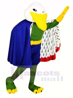 Power Seagull Mascot Costumes Cartoon