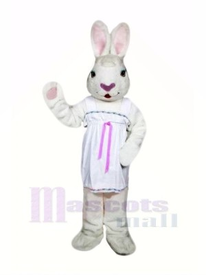 Female Easter Bunny Mascot Costumes