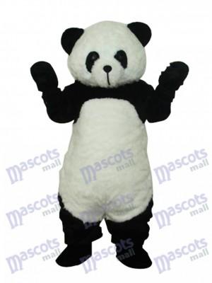 Panda Plush Mascot Adult Costume Animal