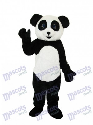 Panda Adult Mascot Costume Animal
