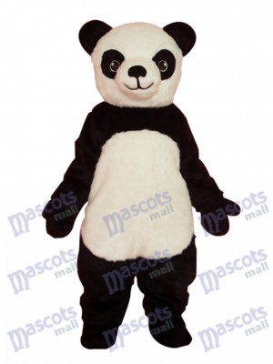 Super Cute Giant Panda Adult Mascot Costume Animal