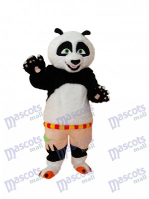 Kung Fu Panda Mascot Adult Costume Animal