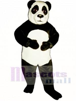 Panda Mascot Costume