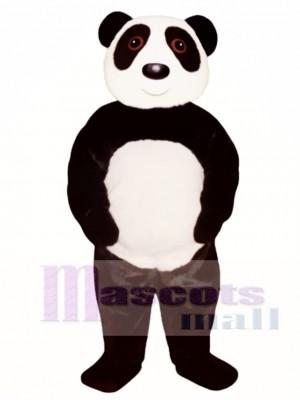 Patricia Panda Mascot Costume Animal