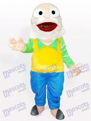 Doctor Du Cartoon Adult Mascot Costume