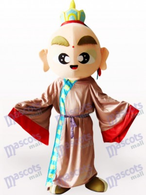Tang Monk Adult Mascot Costume
