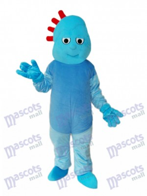 Small Broken Child Mascot Adult Costume Cartoon People