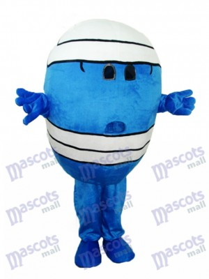 Mr. Wrestling Mascot Adult Costume Cartoon People