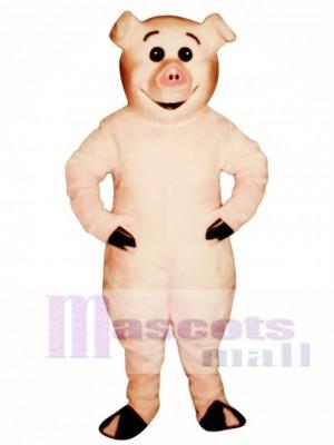 Cute Piglet Pig Mascot Costume Animal