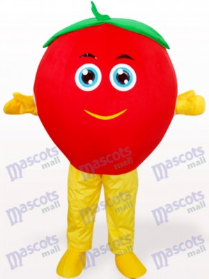 Lovely Tomato Fruit Adult Mascot Costume