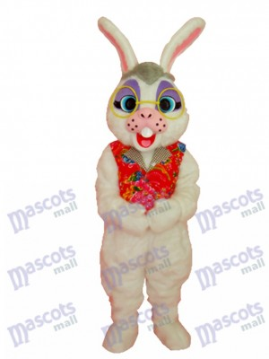 Easter Obama Rabbit Adult Mascot Costume Animal