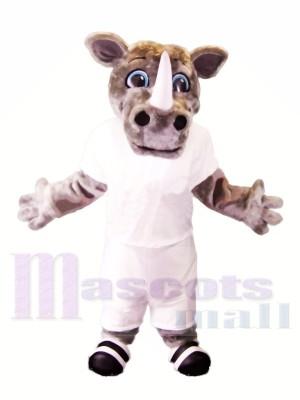 Sport Lightweight Rhino Mascot Costumes