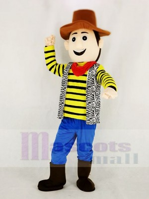 Funny Toy Story Woody Mascot Costume Cartoon