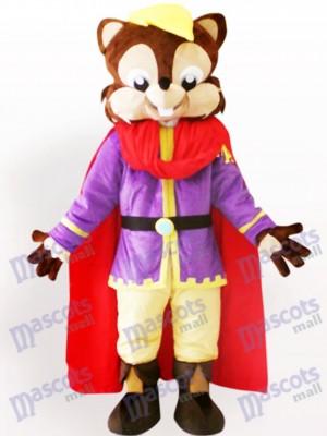 Cool Squirrel Animal Adult Mascot Costume