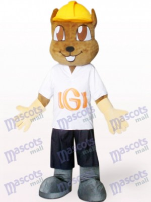 Squirrel Animal Adult Mascot Costume