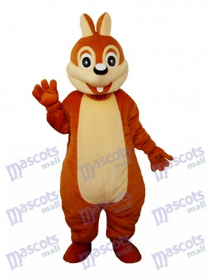 Chipmunk Mascot Adult Costume Animal