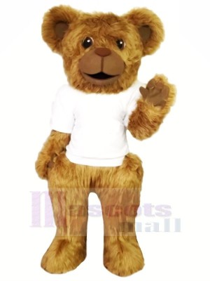 New Cute Bear Mascot Costumes Cartoon