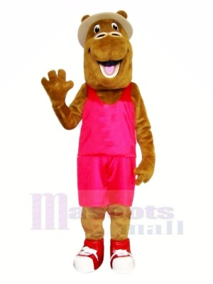Happy Camel with suit Mascot Costumes