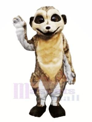 Lightweight Meerkat Mascot Costumes Cartoon
