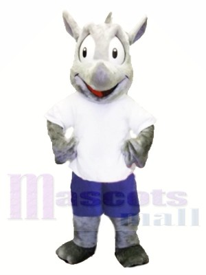High Quality Rhino Mascot Costumes