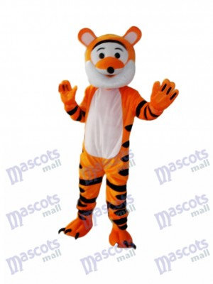 Tigger Mascot Adult Costume Animal