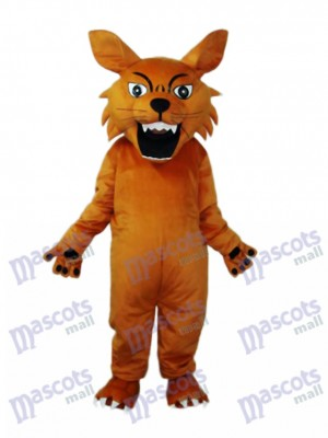 Small Tiger King Mascot Adult Costume Animal
