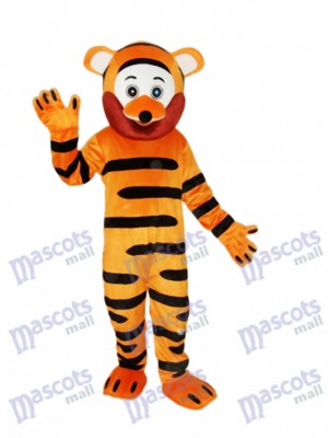 Tiger Mascot Adult Costume Animal