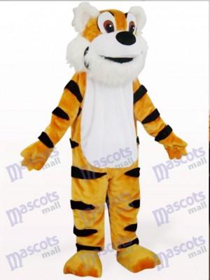 Orange Tiger Animal Mascot Costume
