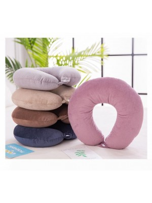 Comfortable U-Shape Neck Pillow For Travel and Sleep