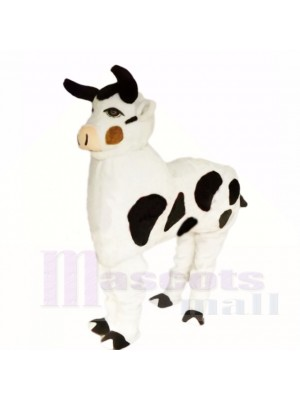 Cute New Two Person Cow Mascot Costumes Cartoon