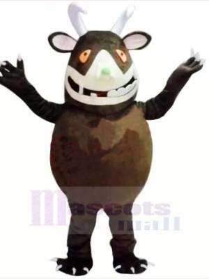 Funny Brown Gruffalo Mascot Costumes Animal