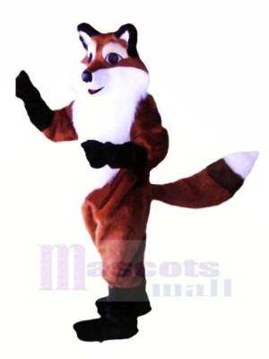 Sly Fox Mascot Costumes Cartoon