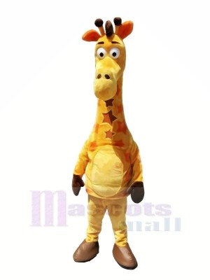 Halloween Giraffe Mascot Costumes Cheap