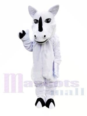 White Rhino Mascot Costumes
