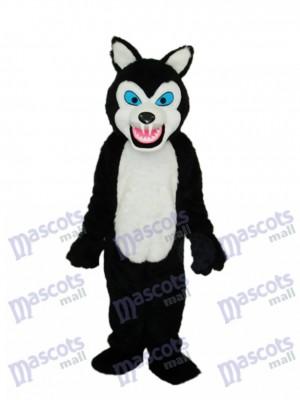 Thin Teeth Wolf Macot Costume Animal