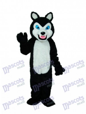 Sharp Teeth Wolf Mascot Costume Animal