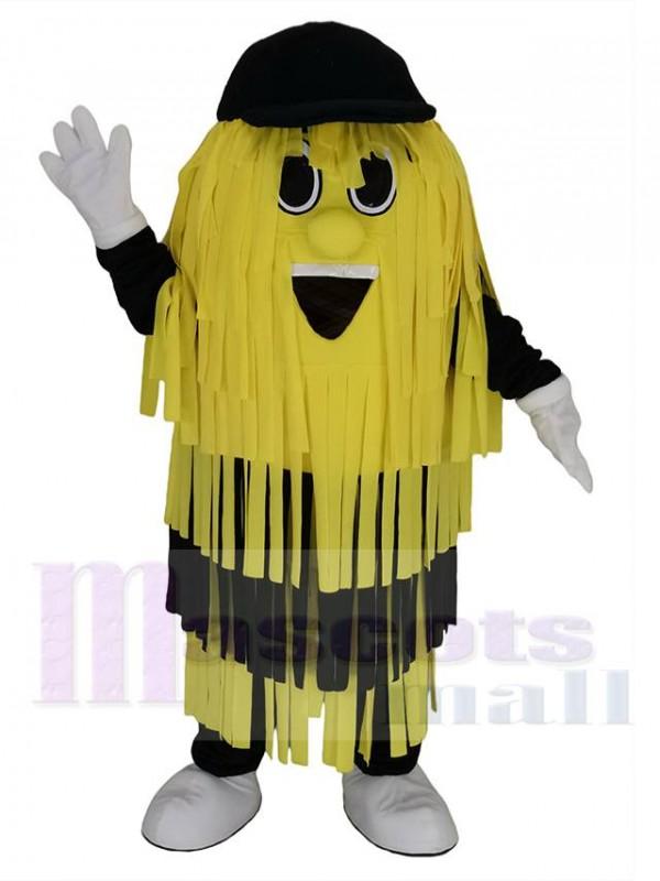 Car Wash Cleaning Brush mascot costume