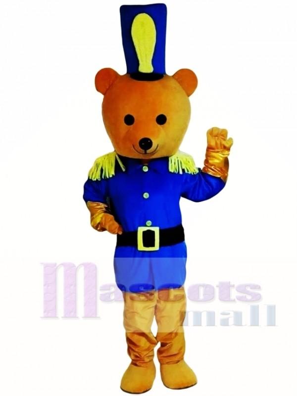 Brown Bear Mascot Costume High Quality Cartoon