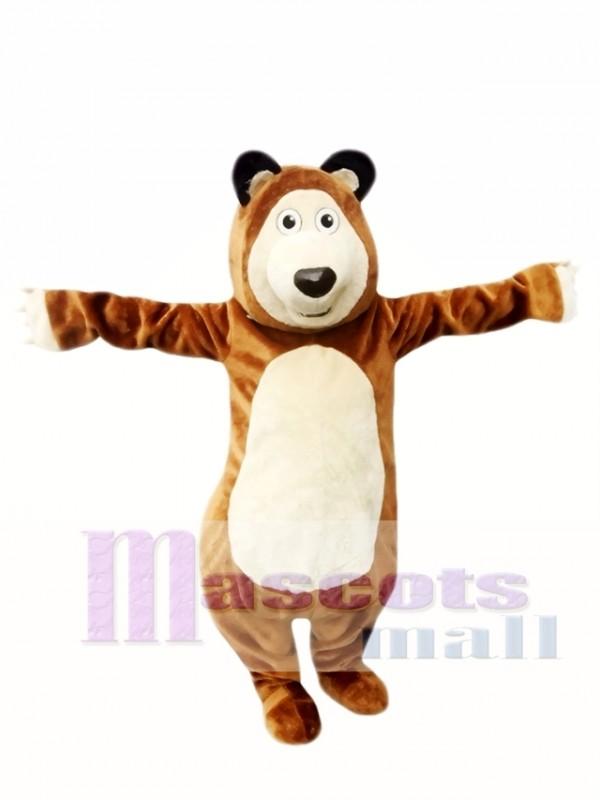 Martha Bear Mascot Costume