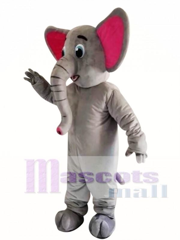 Elephant Mascot Costume