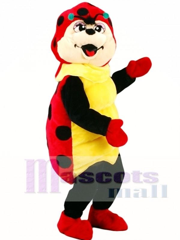 Ladybug Mascot Costume