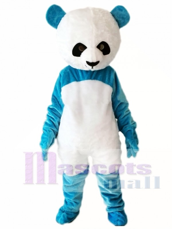 sc 1 st  mascot costume & Blue Panda Mascot Costume Christmas